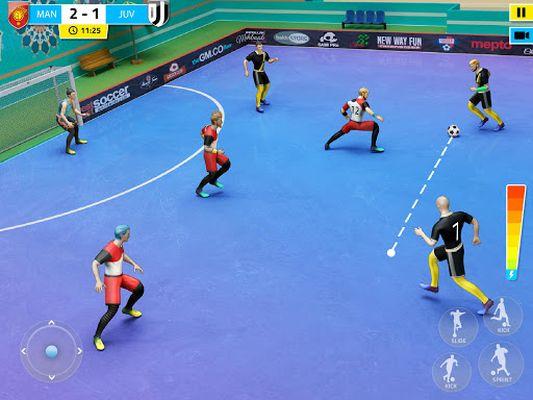 Image 5 of Futsal 2019