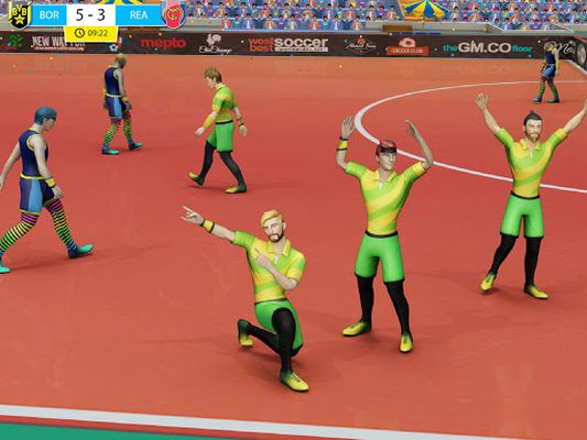 Image 4 of Futsal 2019