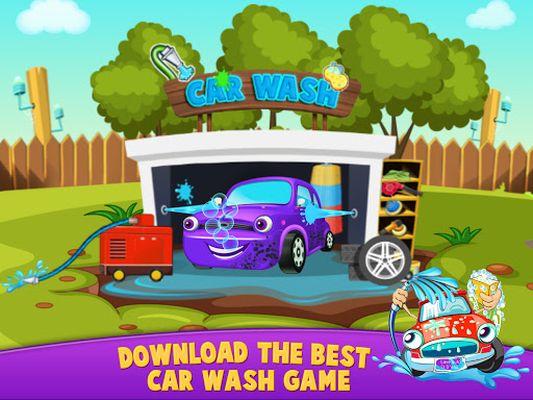 Video of Car Wash Salon Workshop Station
