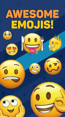 Image 6 of New Funny Stickers Emojis 3D WAstickerapps