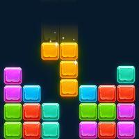 Ícone do Quebra-cabeças infinito de blocos