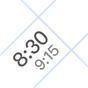 Расписание занятий для школы и вузов - Weeklie