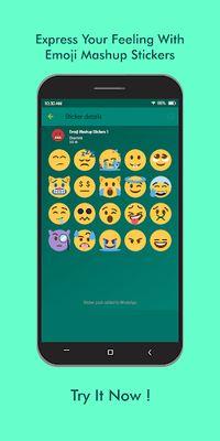 Image 6 of Emoji Mashup WAStickerApps