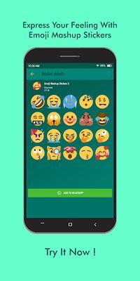 Image 4 of Emoji Mashup WAStickerApps