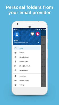 Image 1 of WebMail - Mobile App