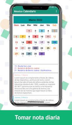 Image 4 of Mexico Calendar 2019