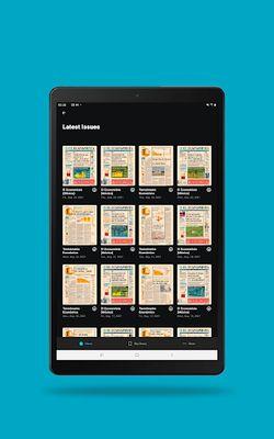 Image from El Economista Digital Edition