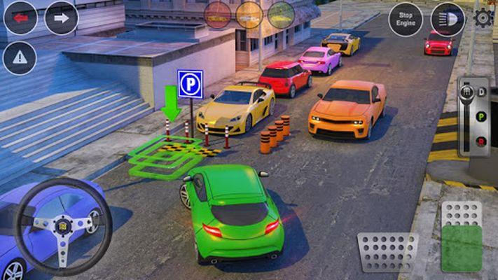 Image 1 of Car Parking Mania: Car Driving Simulator