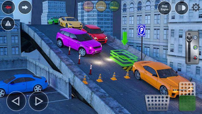 Screenshot 4 of Car Parking Mania: Car Driving Simulator