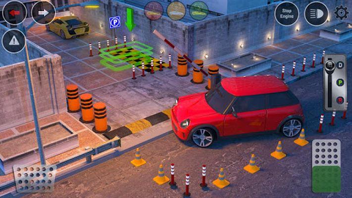 Screenshot 3 of Car Parking Mania: Car Driving Simulator