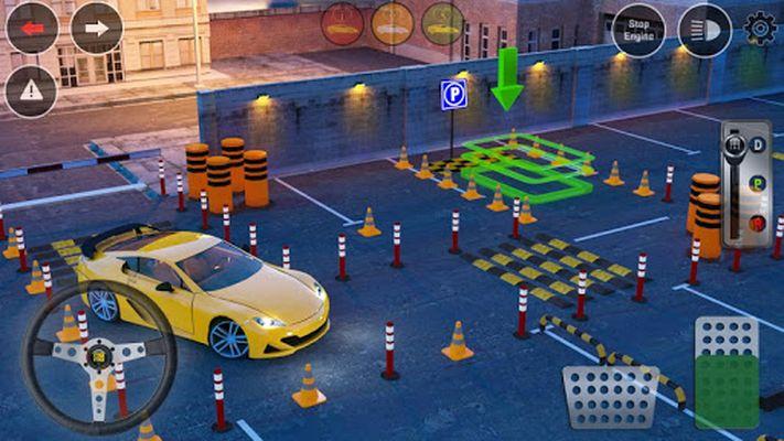 Screenshot 2 of Car Parking Mania: Car Driving Simulator