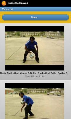 Image 1 of Basketball movements