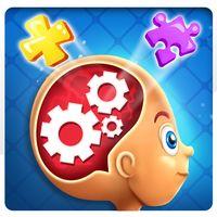 Gehirn Spiele Geist IQ Test - Quiz-Speicher Icon