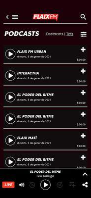 Image 3 of Flaix FM