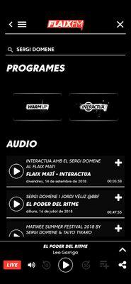Image 1 of Flaix FM