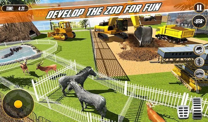 Screenshot 7 of Animal Zoo Construction Simulator