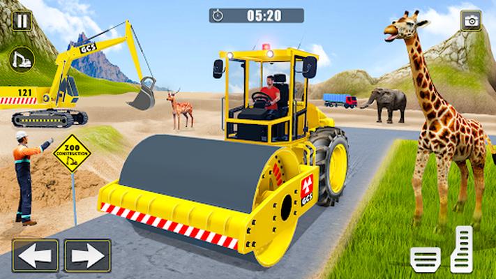Image 18 of Animal Zoo Construction Simulator