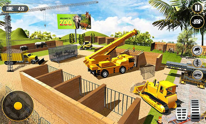 Image 16 of Animal Zoo Construction Simulator