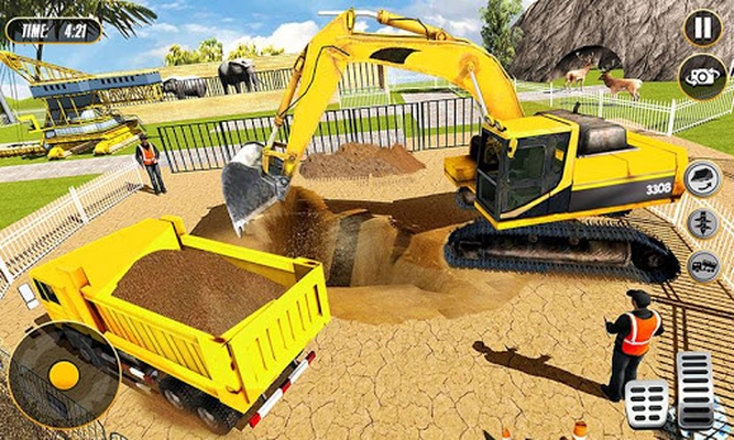 Image 15 of Animal Zoo Construction Simulator