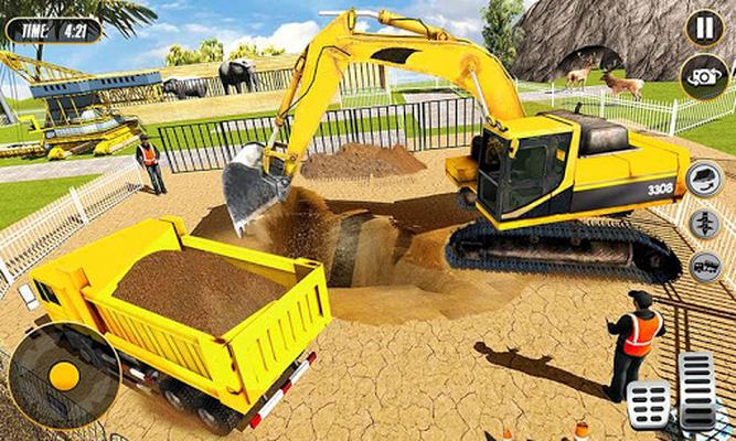 Image 14 of Animal Zoo Construction Simulator