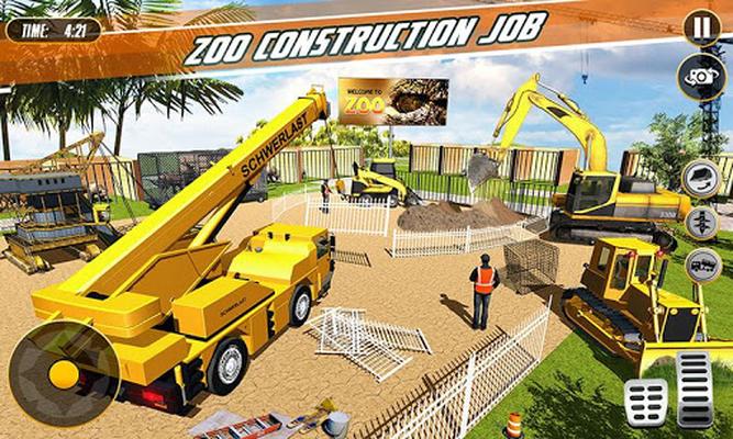 Image 11 of Animal Zoo Construction Simulator