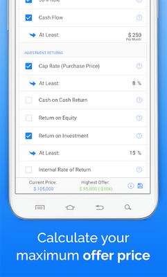 Image 14 of DealCheck - Real Estate Analysis