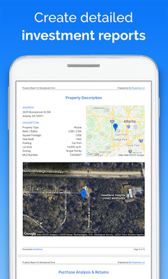 Image 12 of DealCheck - Real Estate Analysis