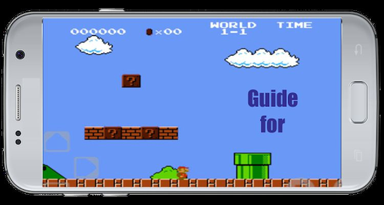 Image from Guide (for Mario)