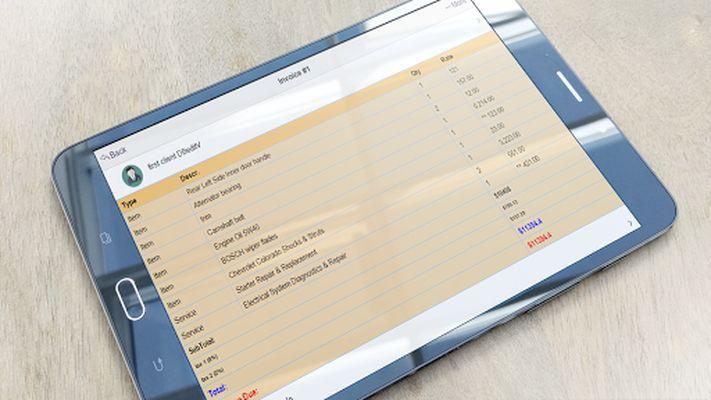 Image 7 of ARI (Auto Repair Invoices)