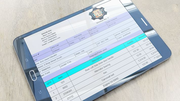 Image 5 of ARI (Auto Repair Invoices)
