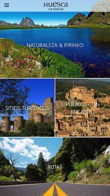 Image of Huesca La Magia