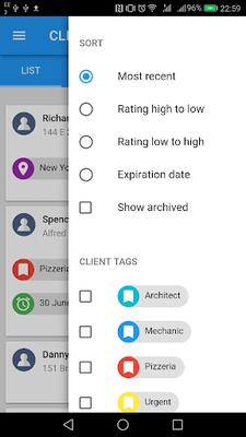 Image 16 of ClientiApp - Client Management