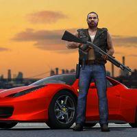 Ícone do Gangster Fight - Vegas Crime Survival Simulator
