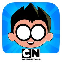 Teeny Titans: Collect & Battle icon