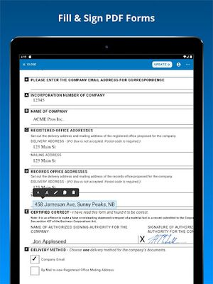 Image 9 of JetSign Signature App: Sign PDF & Word Doc files