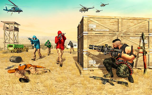 Image 7 of Counter Terrorist Shooting Strike: Commando Games