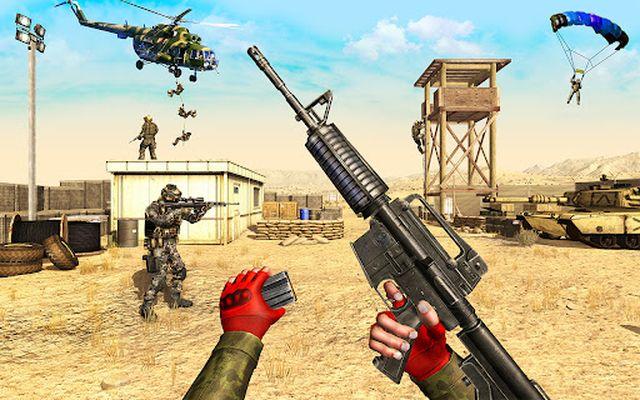 Image 5 of Counter Terrorist Shooting Strike: Commando Games