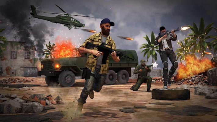 Image 4 of Counter Terrorist Shooting Strike: Commando Games