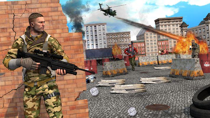 Image 3 of Counter Terrorist Shooting Strike: Commando Games