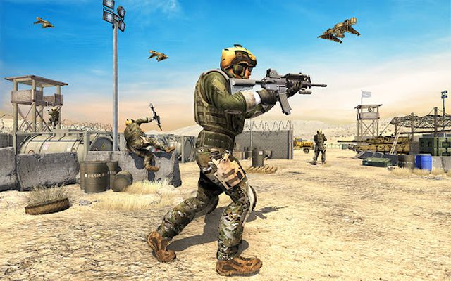 Image 1 of Counter Terrorist Shooting Strike: Commando Games