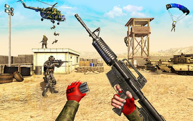 Image 23 of Counter Terrorist Shooting Strike: Commando Games