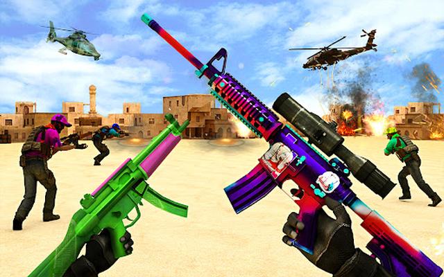 Image 16 of Counter Terrorist Shooting Strike: Commando Games
