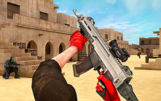 Image 14 of Counter Terrorist Shooting Strike: Commando Games