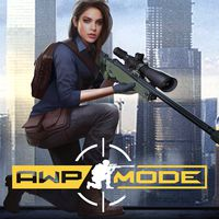 AWP Mode: Sniper Online Shooter icon