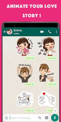 Image 7 of WAStickerApps meme stickers and love stickers