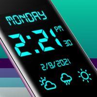 Иконка Электронные часы
