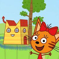 APK-иконка Три Кота - Кукольный домик