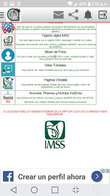 Image 3 of IMSS Workers App