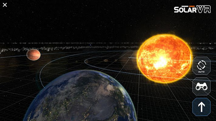 Image 3 of Solar System Scope VR
