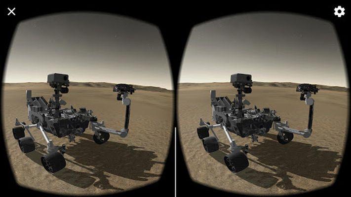 Image 1 of Solar System Scope VR